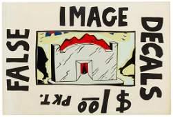 The False Image (Roger Brown, Eleanor Dube, Phil Hanson