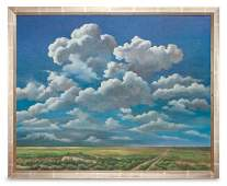 William Sanderson 24 x 30 inches