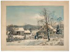* CURRIER and IVES, publishers. -- After George H.