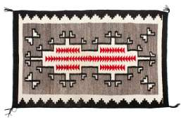 Navajo Rug Largest 54 14 x 25 12 inches