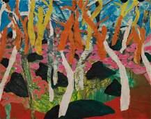Gary Buch, (American, b. 1954), Landscape III