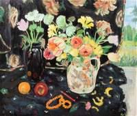 Alice Forman, (American, b. 1931), Ranunculas
