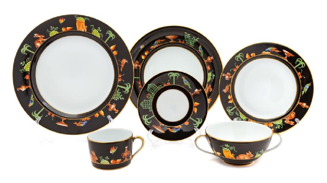 A Tiffany & Co. Atelier Le Tallec Dinner Service