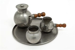 Vintage European Pewter Collectibles for Sale & Antique
