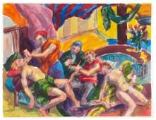 Richard Willenbrink(American, b. 1954)Untitled (A pair