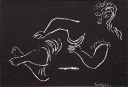 William Gropper(American, 1897-1977)Untitled (Rec