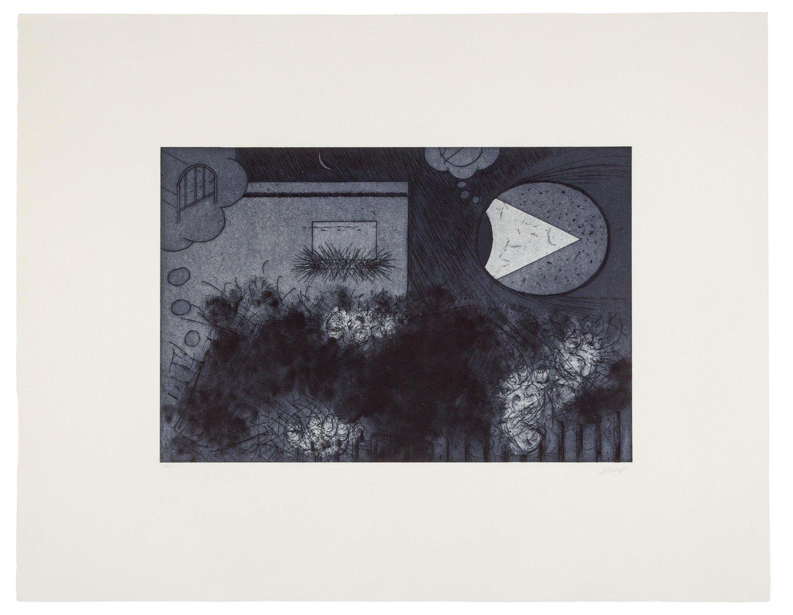 Robert Morris (American, b. 1931) Untitled, 1988