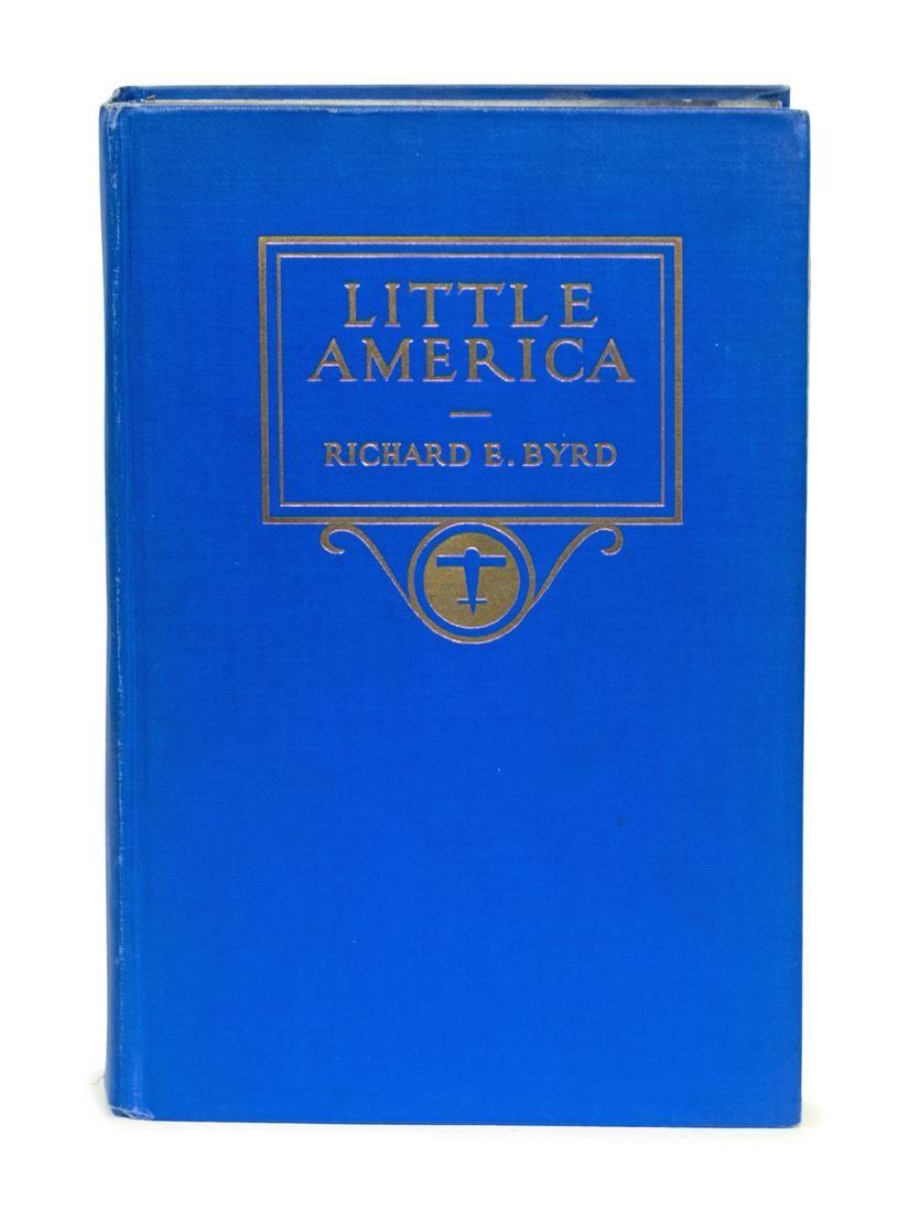 BYRD, Richard Evelyn (1888-1957). Little America: