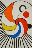 Alexander Calder (American, 1898-1976) Spirale