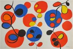Alexander Calder (American, 1898-1976) Beaucoup de