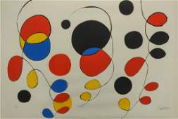 Alexander Calder (American, 1898-1976) Copeaux de