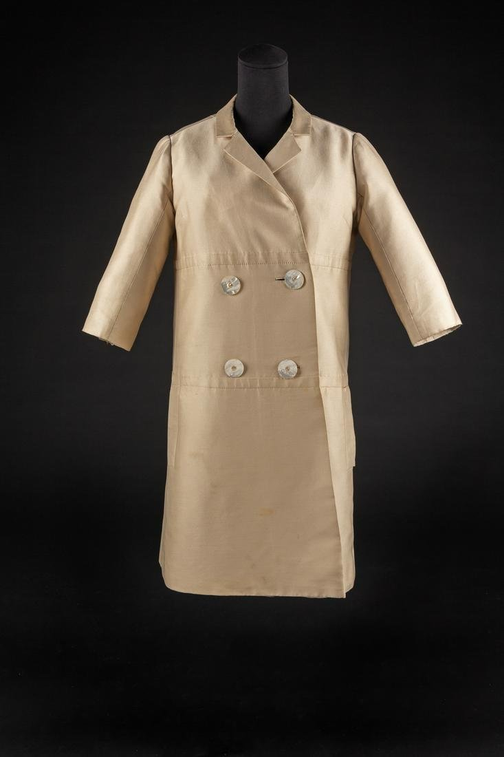 Christian Dior by Marc Bohan Haute Couture Coat,