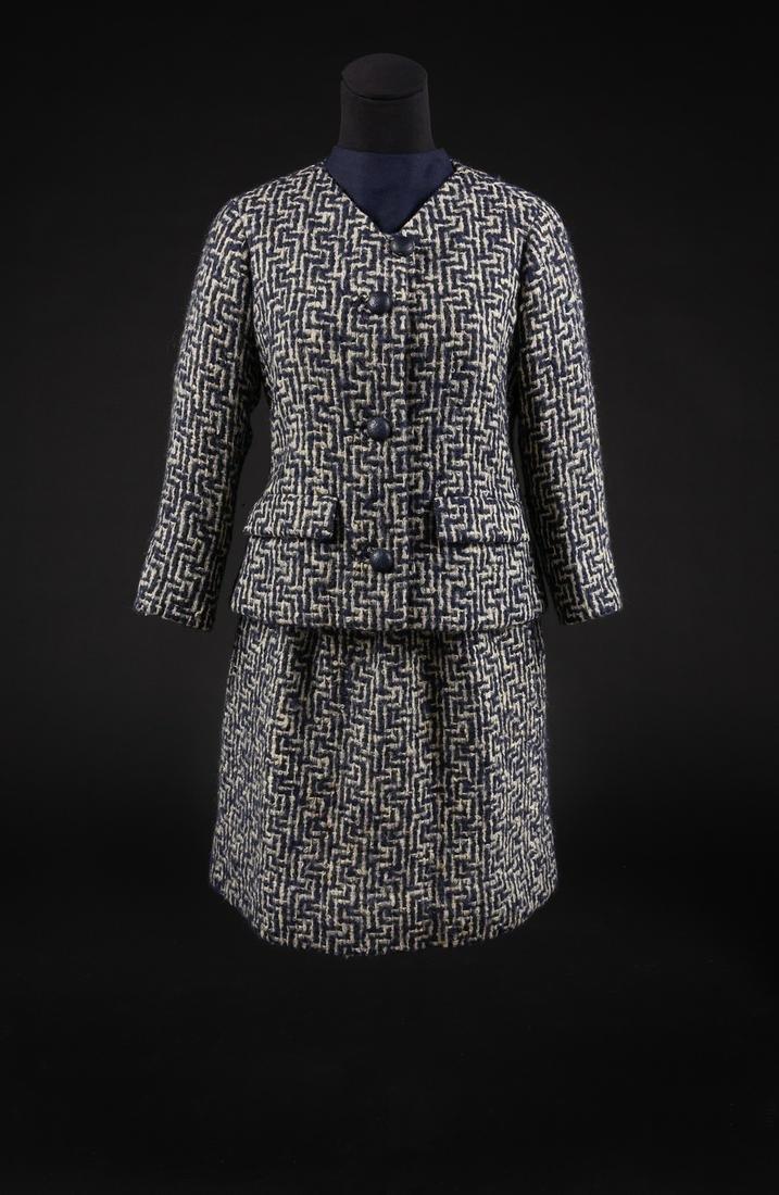 Christian Dior by Marc Bohan Haute Couture Ensemble,