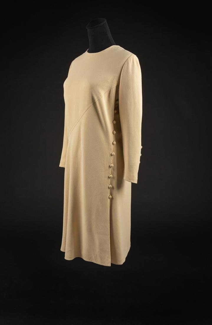 Christian Dior by Marc Bohan Haute Couture Dress,