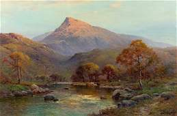 Alfred Fontville de Breanski, Jr. (British, 1877-1957)