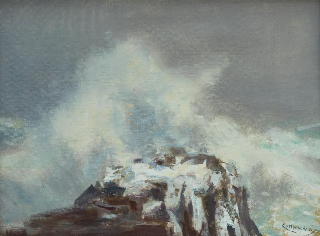 Jay Connaway (American, 1893-1970) Sea Burst