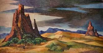 William Sanderson  (American, 1905-1990)