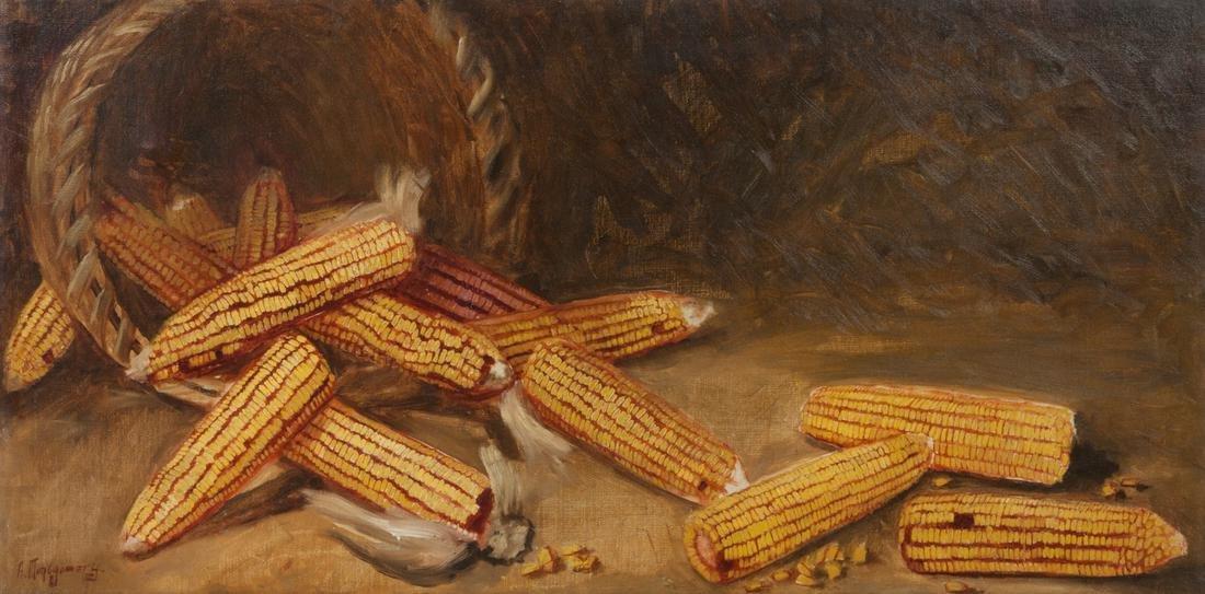 Alfred Montgomery  (American, 1857-1922) Still Life