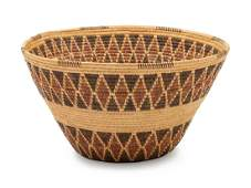 Panamint Polychrome Basket height 6 x diameter 10