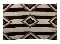 Navajo Transitional Third Phase Chief's Blanket 96 x