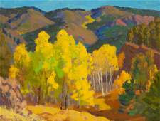 Paul Kauvar Smith (American, 1893-1973) October Morning