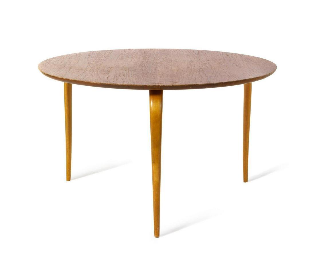 Bruno Mathsson  Annika Side Table Firma Karl Mathsson,