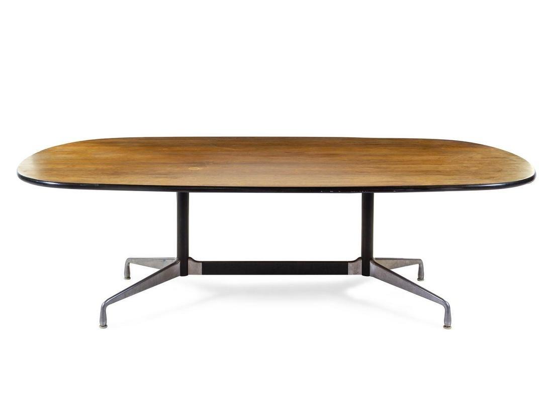 Charles and Ray Eames   Segmented Base Table Herman