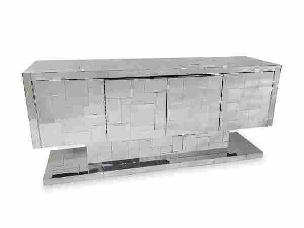 Paul Evans Cityscape Sideboard, circa 1972 Evans