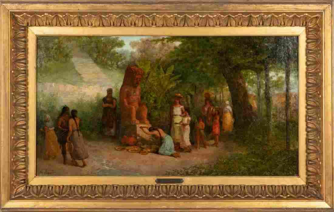Attributed to John La Farge (American, 1835-1910)