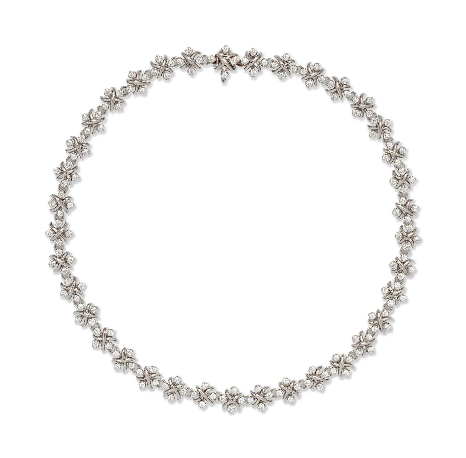 Tiffany & Co., Schlumberger Studios, Diamond 'Lynn'