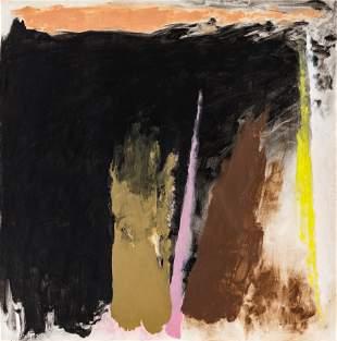 Friedel Dzubas (American/German, 1915-1994) Canyon,