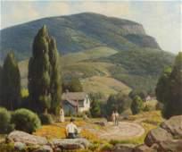 Clifton A. Wheeler (American, 1883-1953) The Art