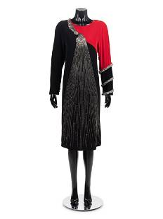Chloe by Karl Lagerfeld 'Shower' dress, Autumn/Winter