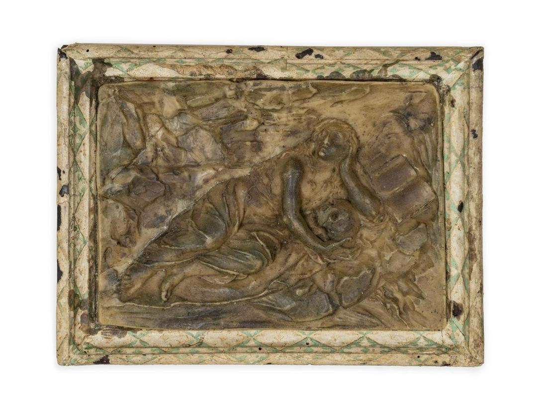An Emilian School Rendering of the Magdalen in Wax