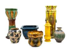 A Collection of Pottery Articles