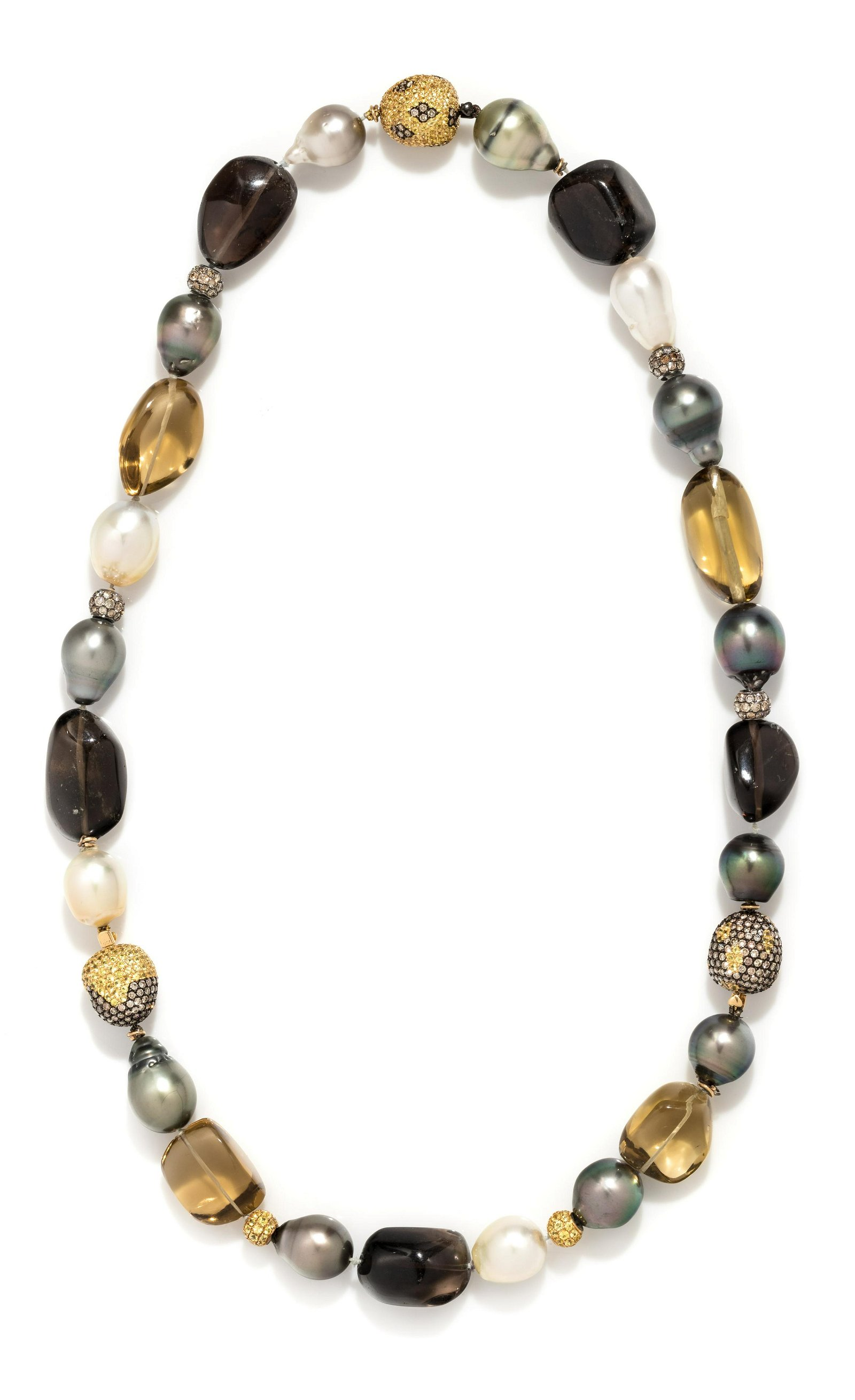 CULTURED PEARL, DIAMOND, COLORED DIAMOND AND GEMSTONE