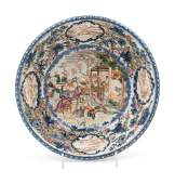 A Chinese Export Famille Rose Porcelain Bowl Diam 10