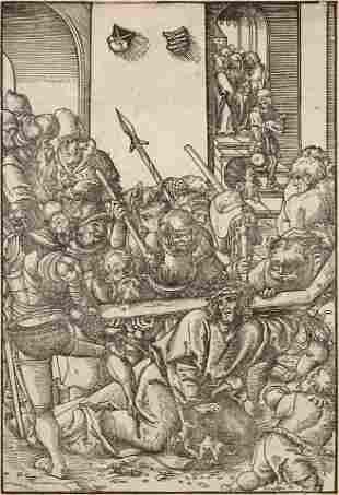 Lucas Cranach the Elder (German, 1472-1553) Christ