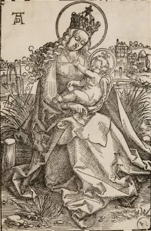 After Albrecht Durer (sometimes attributed to Hans