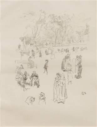 James Abbott McNeill Whistler (American, 1834-1903)