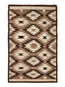A Pair of Southwestern Rugs Largest 59 x 29 inches