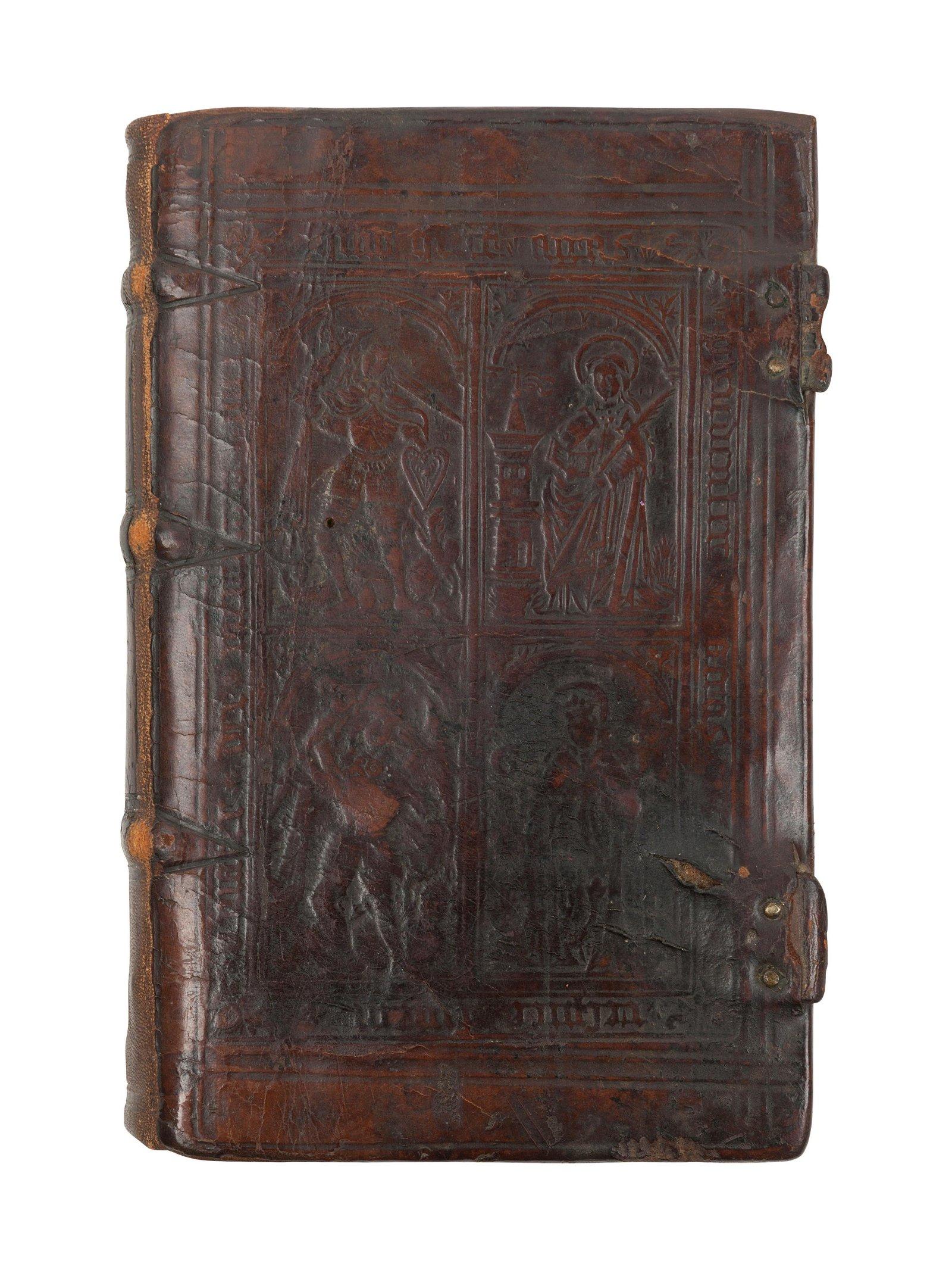 [BINDING - 16th CENTURY ENGLISH]. HOMER (?8th century