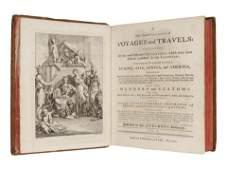 TRAVEL  EXPLORATION GREEN John d 1757