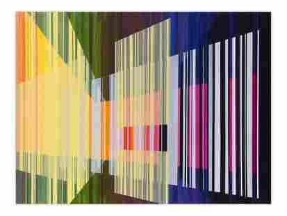 Christian Feneck (American) Untitled