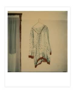 Walker Evans (American, 1903-1975) Dress, 1973