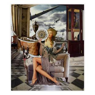 Steven Rudin (American, b.1972) The Salon