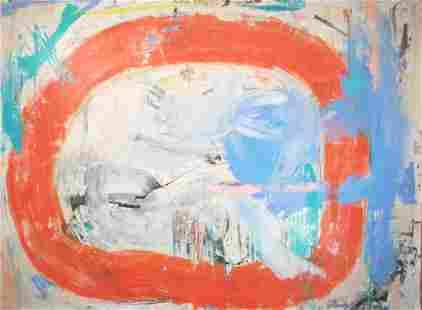 Joseph Conrad-Ferm, Samis Got 4-5, 2015, mixed media