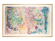 Nancy Graves (American, 1939-1995) Untitled, 1981