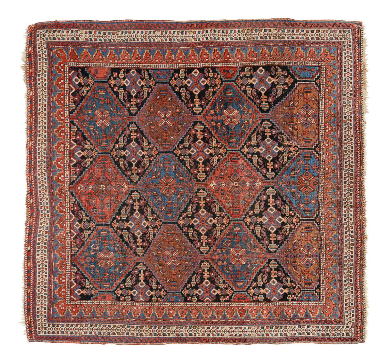 An Afshar Wool Rug