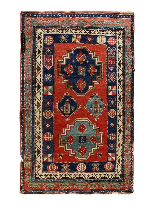A Caucasian Kuba Wool Rug Jul 23 2020 Hindman In Il